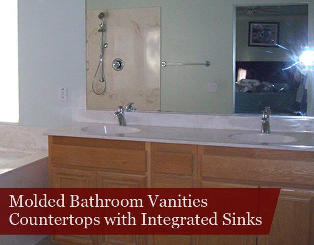 Integrated Sinks Countertops