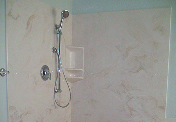 San Diego, CA Cultured Marble Shower Walls & Pans | Molded Bathtubs ...