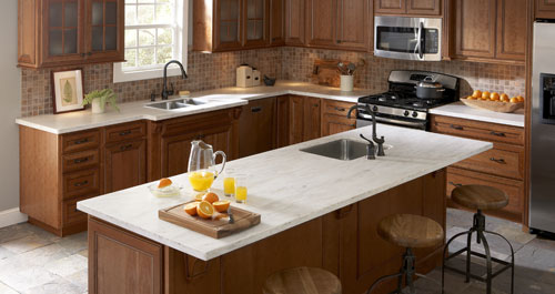 Solid Surface Kitchen Countertops : Corian kitchen countertops san diego ca